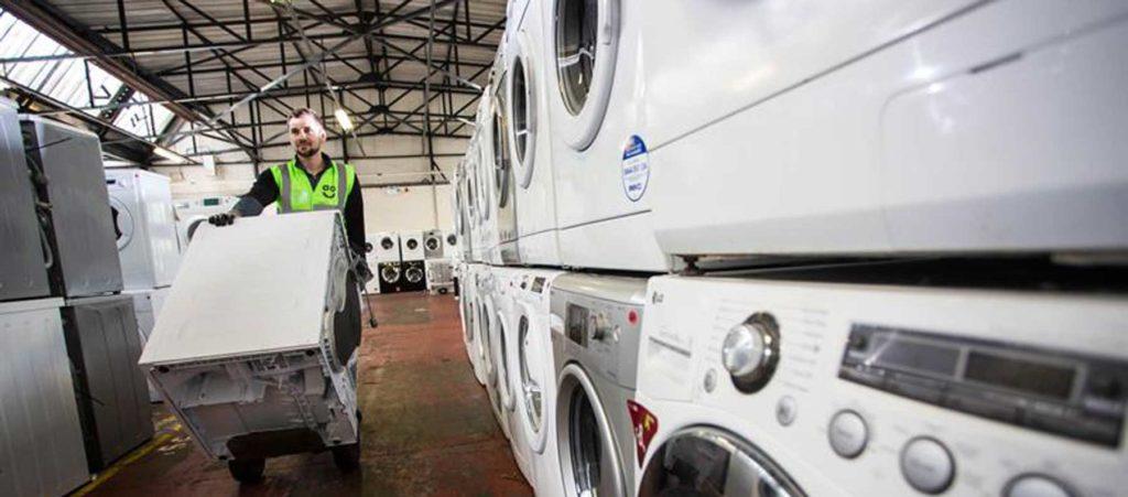 ritiro lavatrici usate e ritiro tv usate
